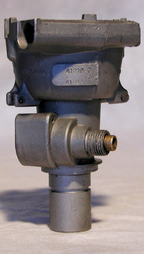 Part reconditioned Lucas distributor